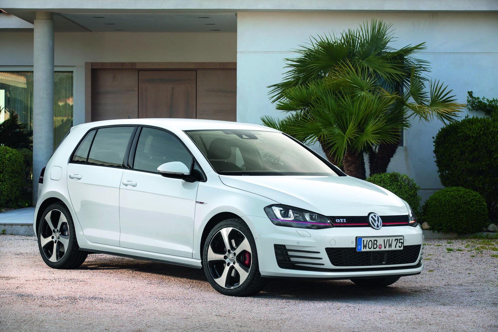 2017 VW Golf GTI  Performance Hot Hatch  Volkswagen