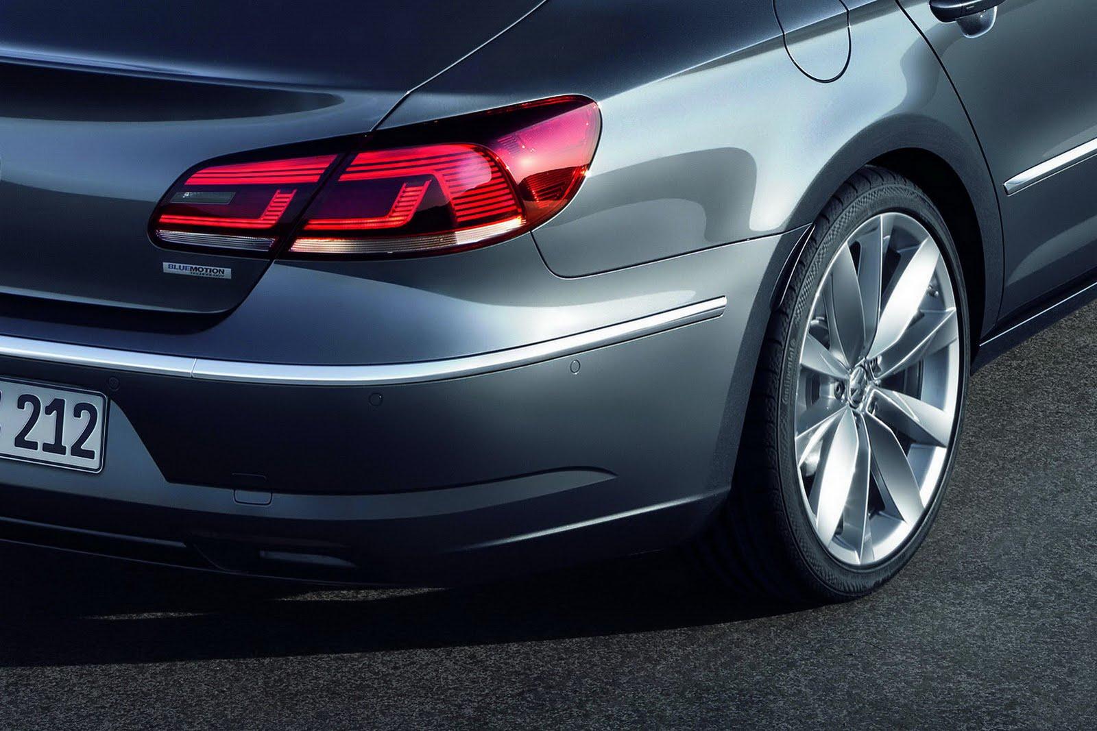 2013 Volkswagen Passat CC Facelift Unveiled - autoevolution