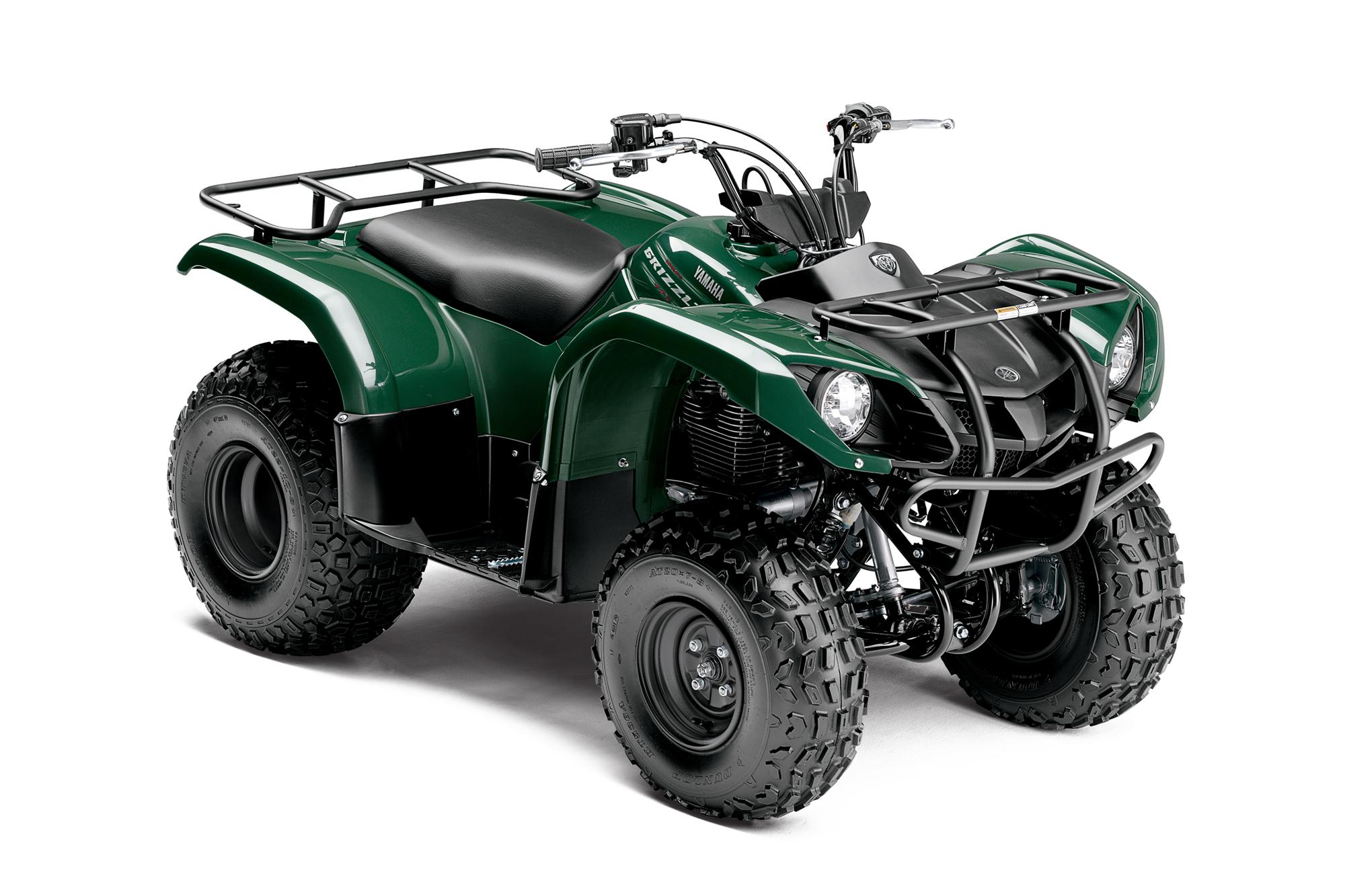 2013 yamaha grizzly 125 automatic the easy way to. Black Bedroom Furniture Sets. Home Design Ideas