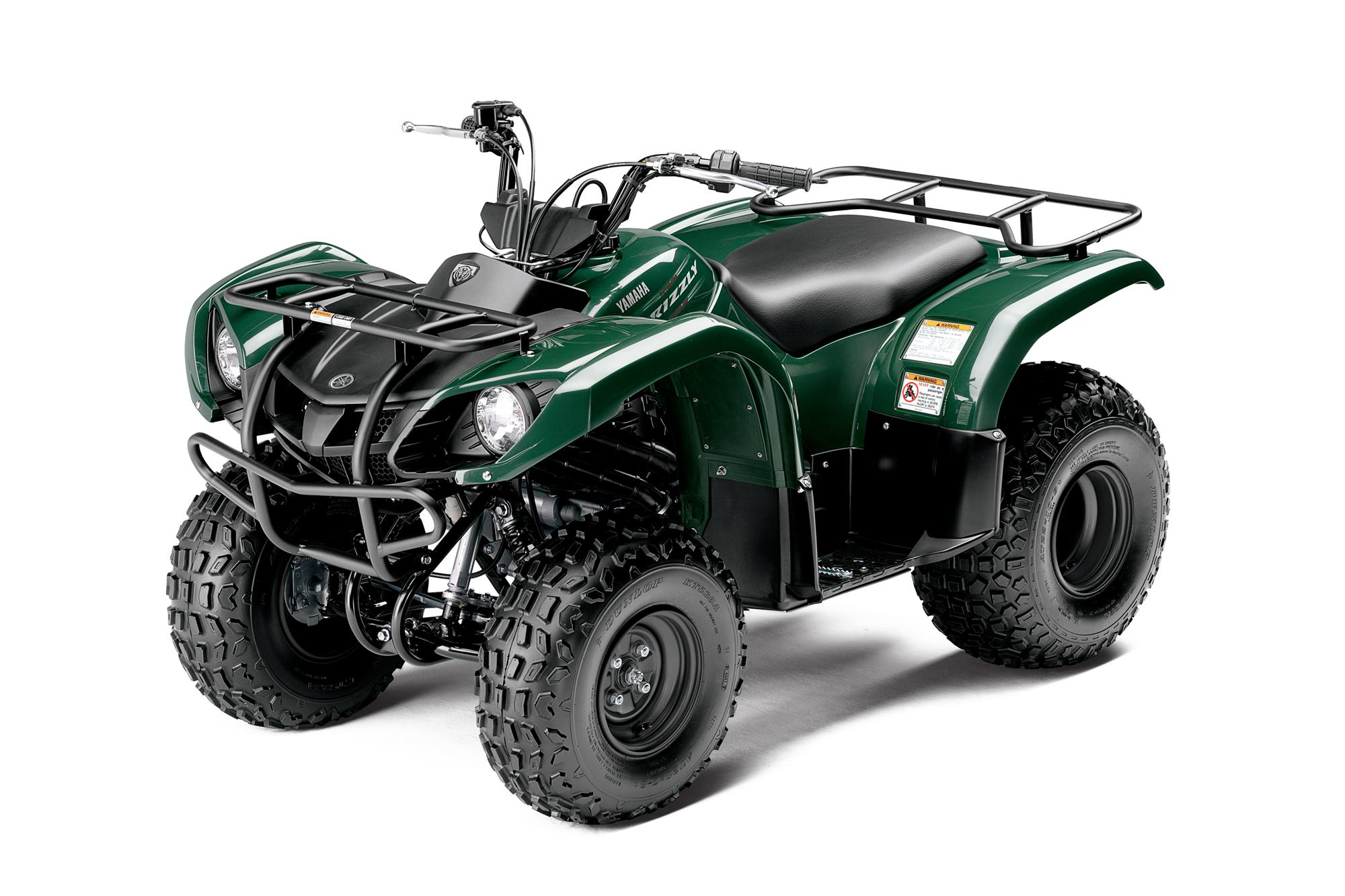 2013 yamaha grizzly 125 automatic the easy way to for Yamaha grizzly atv