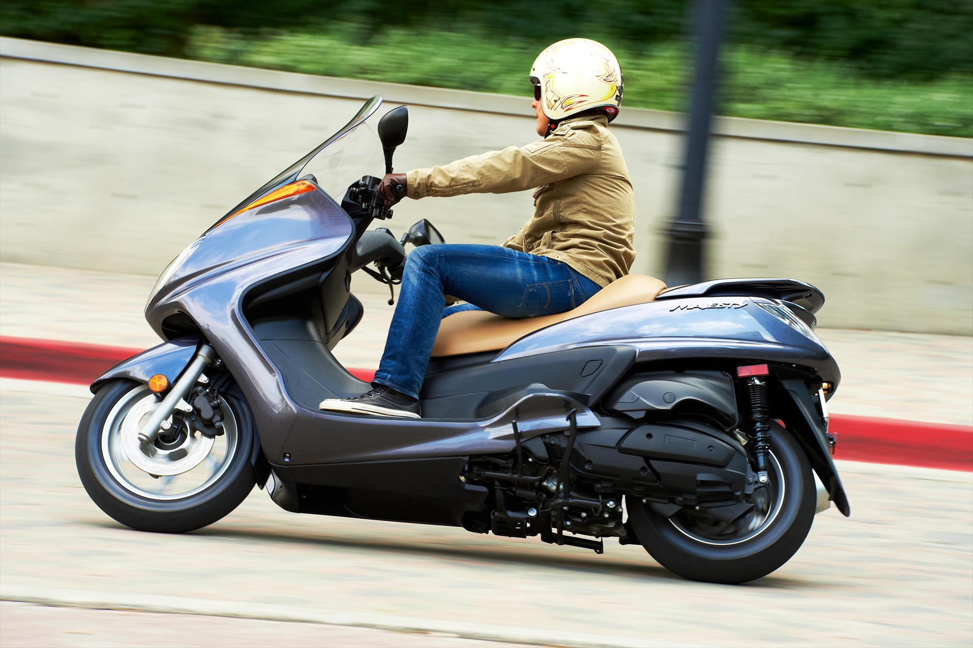 Yamaha Majestic Scooter