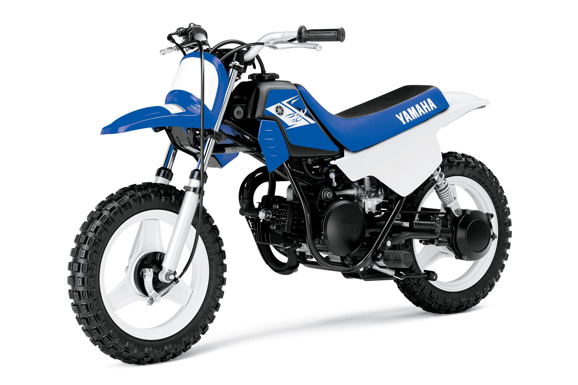 2013 Yamaha Pw50 The Small Bike For Young Champs