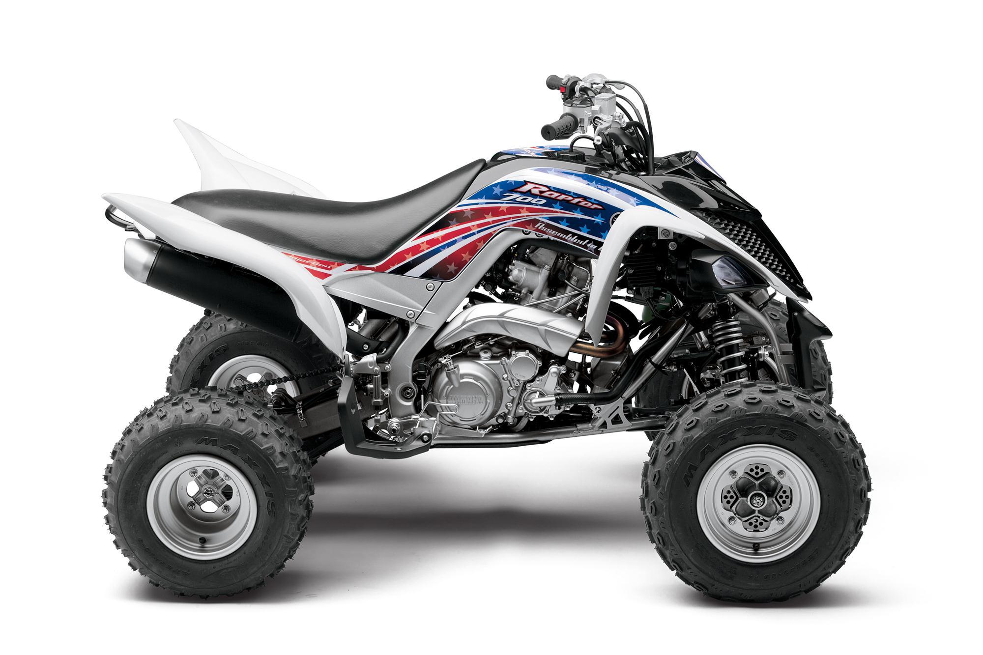 Yamaha Raptor  Seat