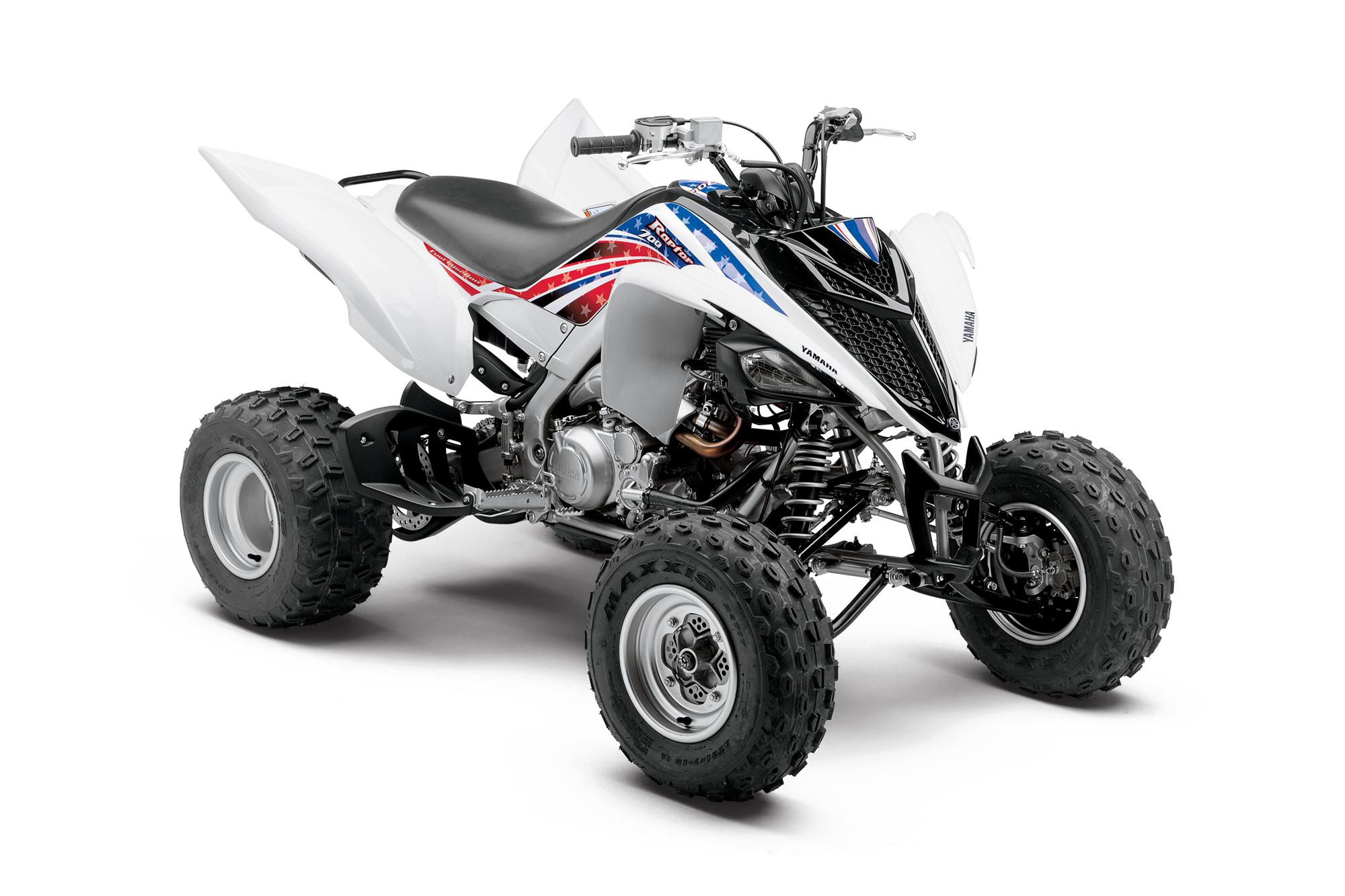 2013 yamaha raptor 700 the big engine quad autoevolution. Black Bedroom Furniture Sets. Home Design Ideas