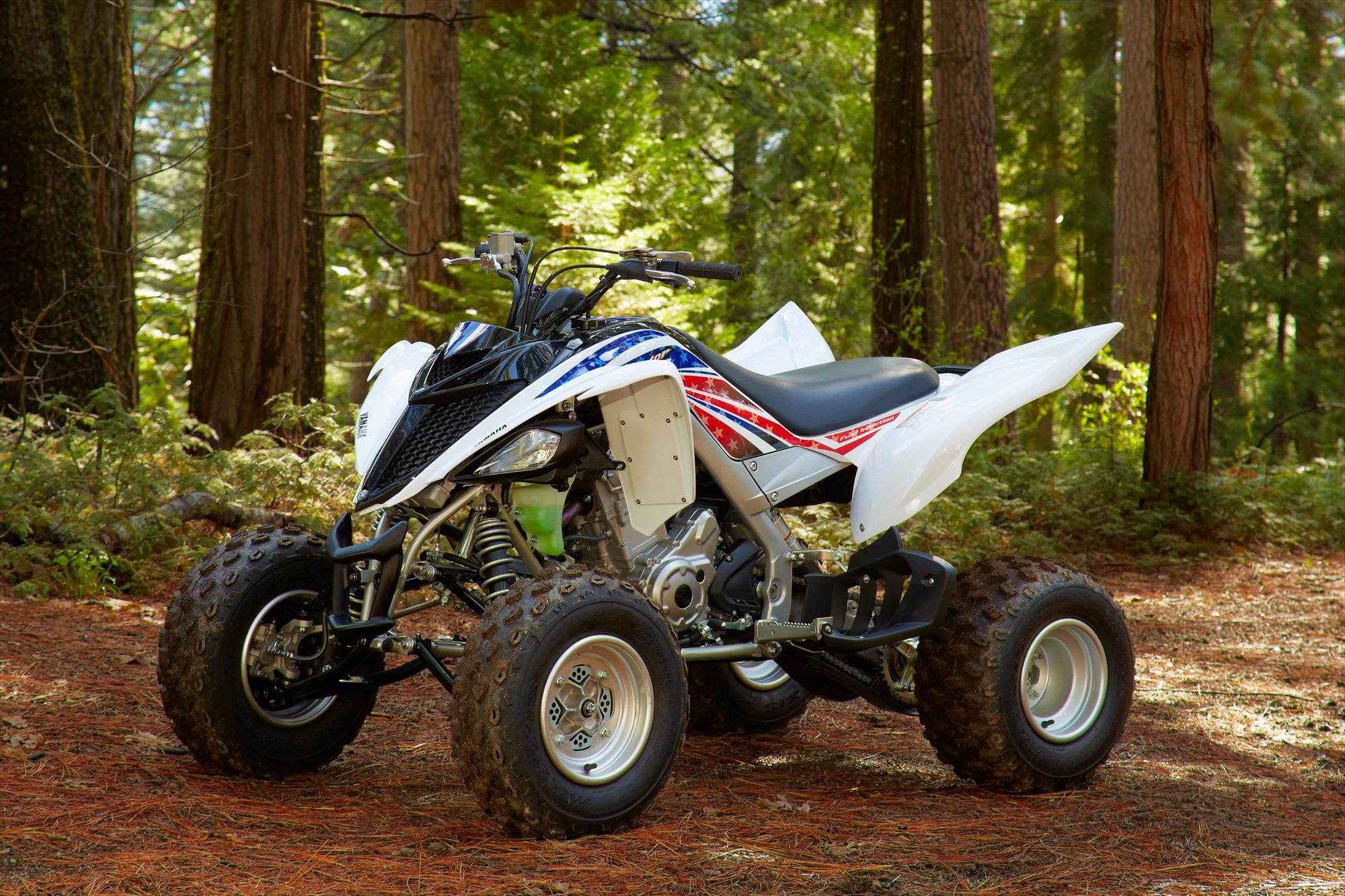 2013 Yamaha Raptor 700 The Big Engine Quad Autoevolution