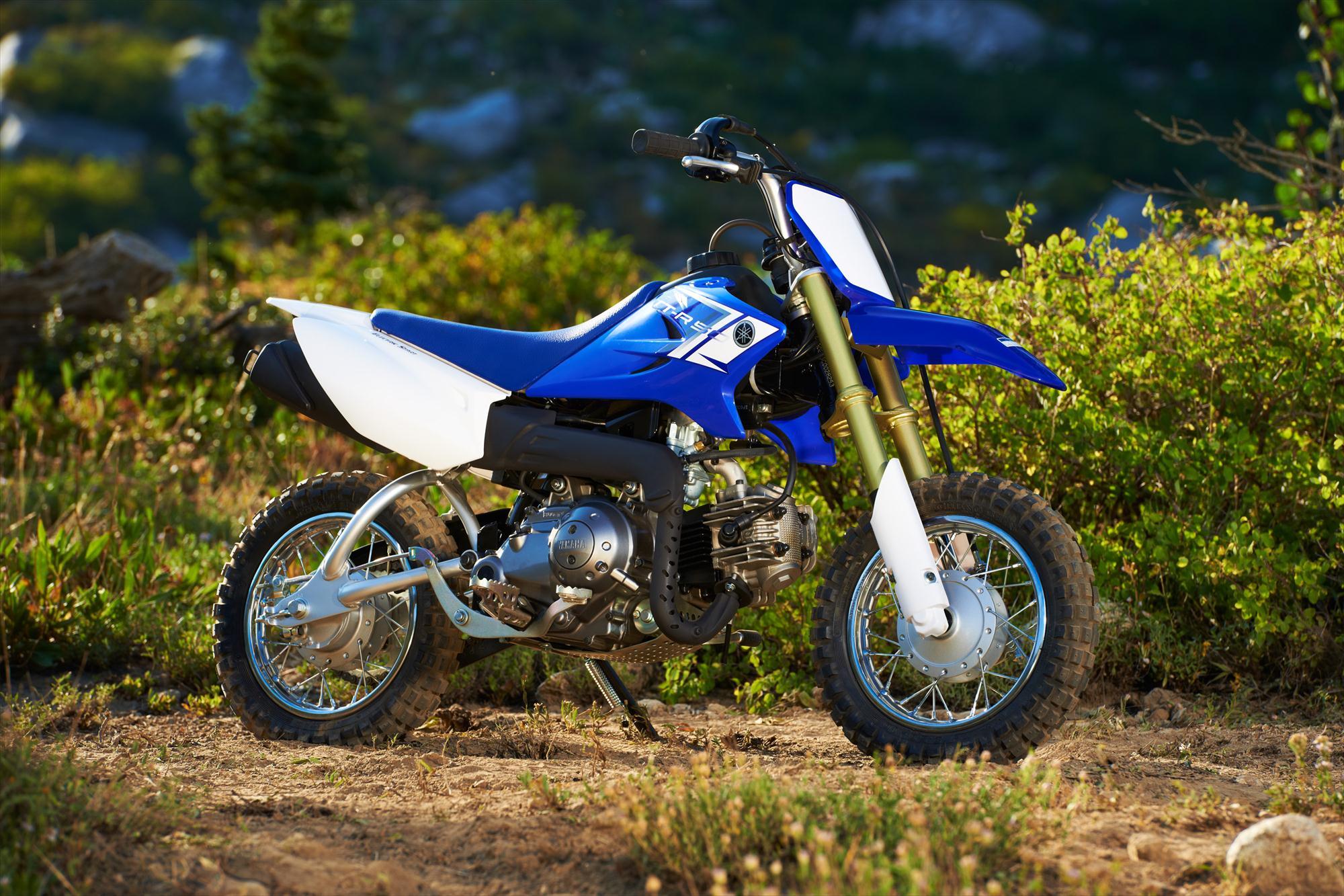 Dirt Bike For 5 Year Old >> 2013 Yamaha TT-R50E, 3-speed, Automatic Dirt Bike for Kids - autoevolution