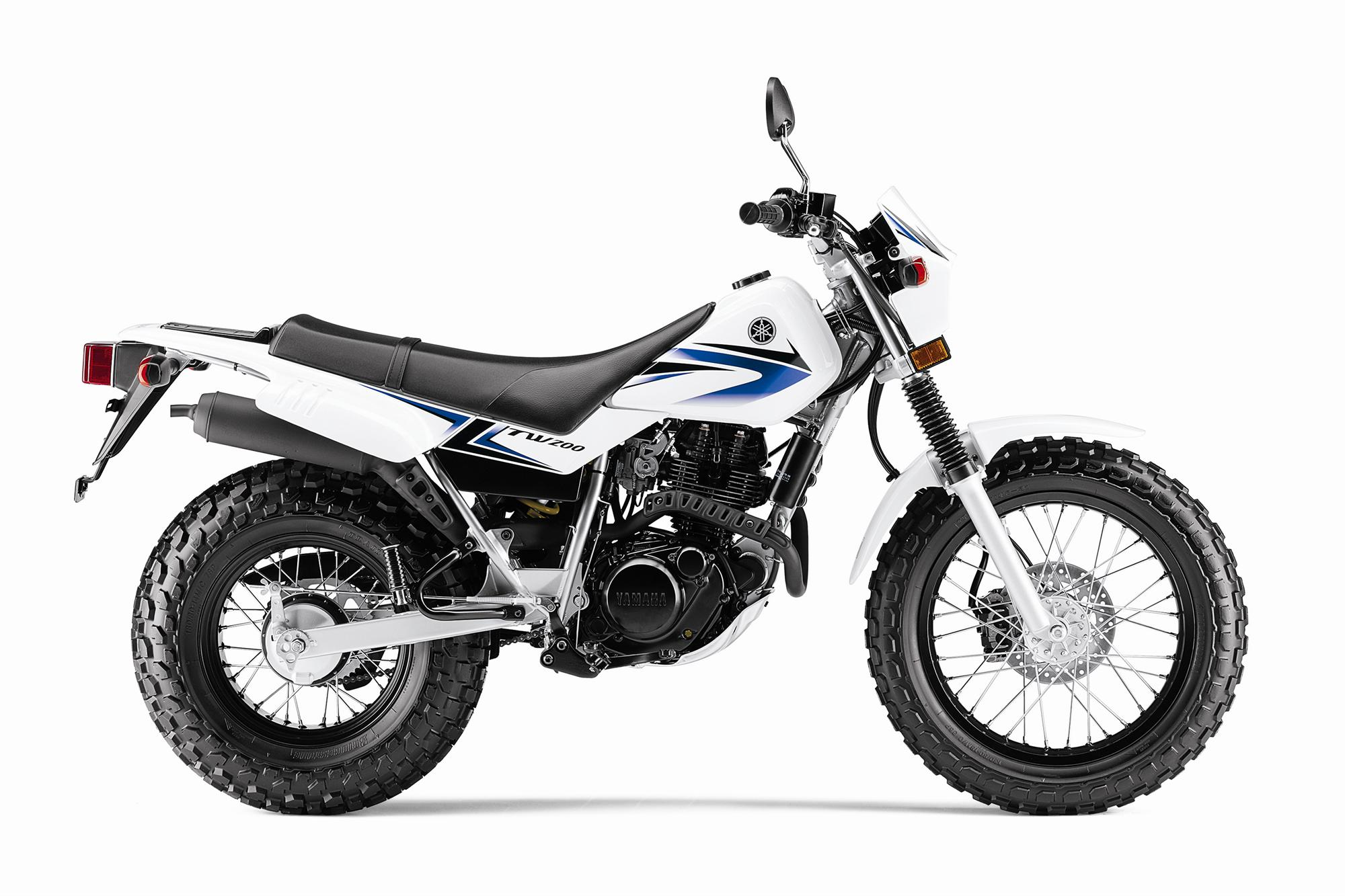 2013 yamaha tw200 is still a spectacularly fun bike