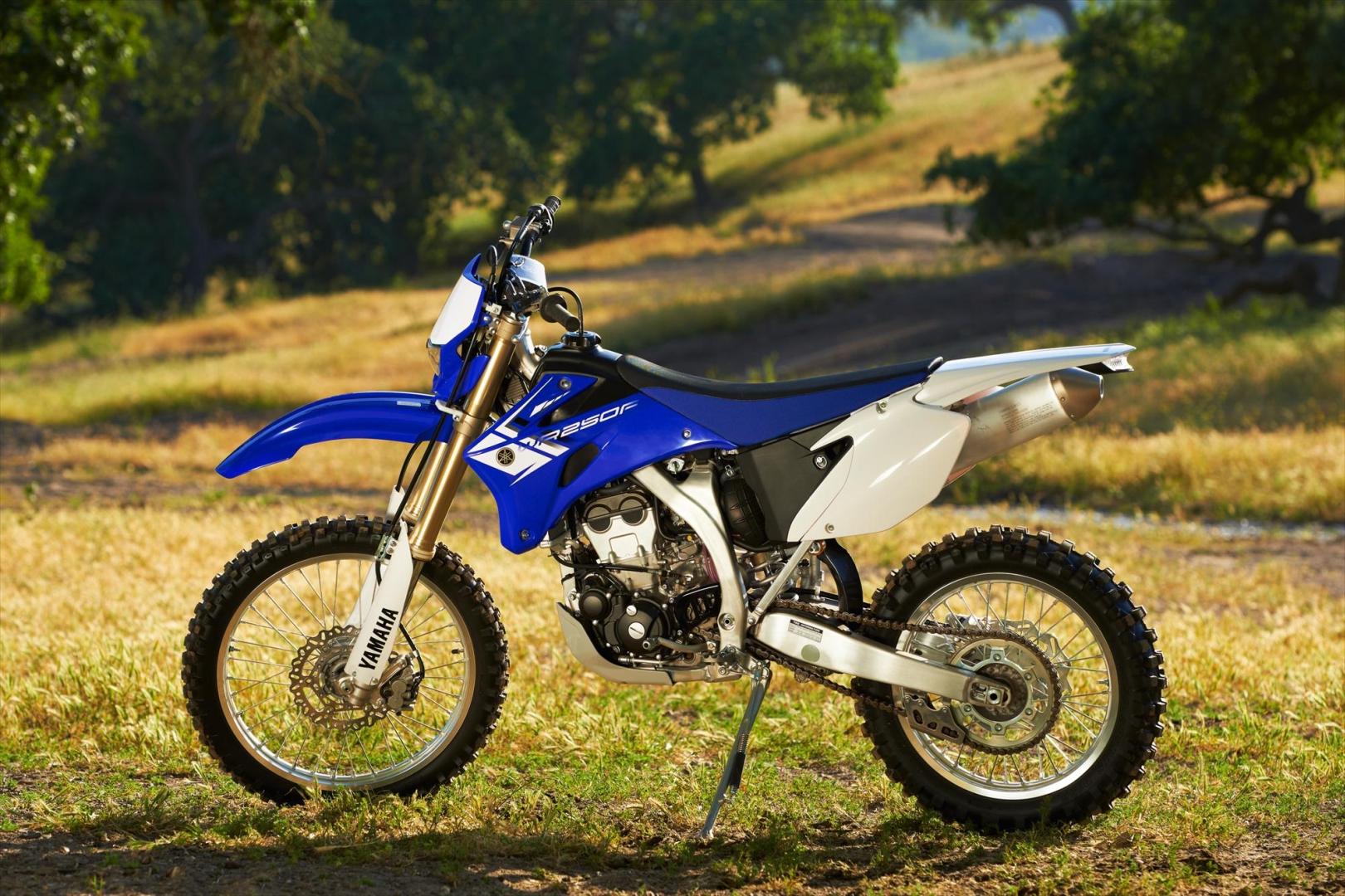 2013 Yamaha Wr250f The Fun Off Road Bike With Racing
