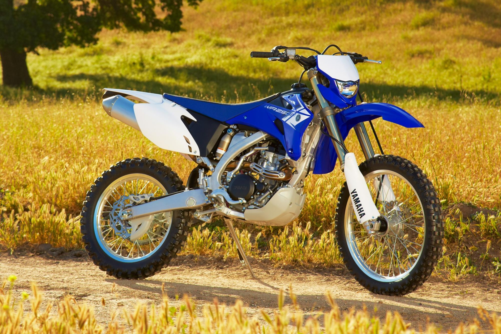 2013 Yamaha Wr250f The Fun Off Road Bike With Racing Attitude