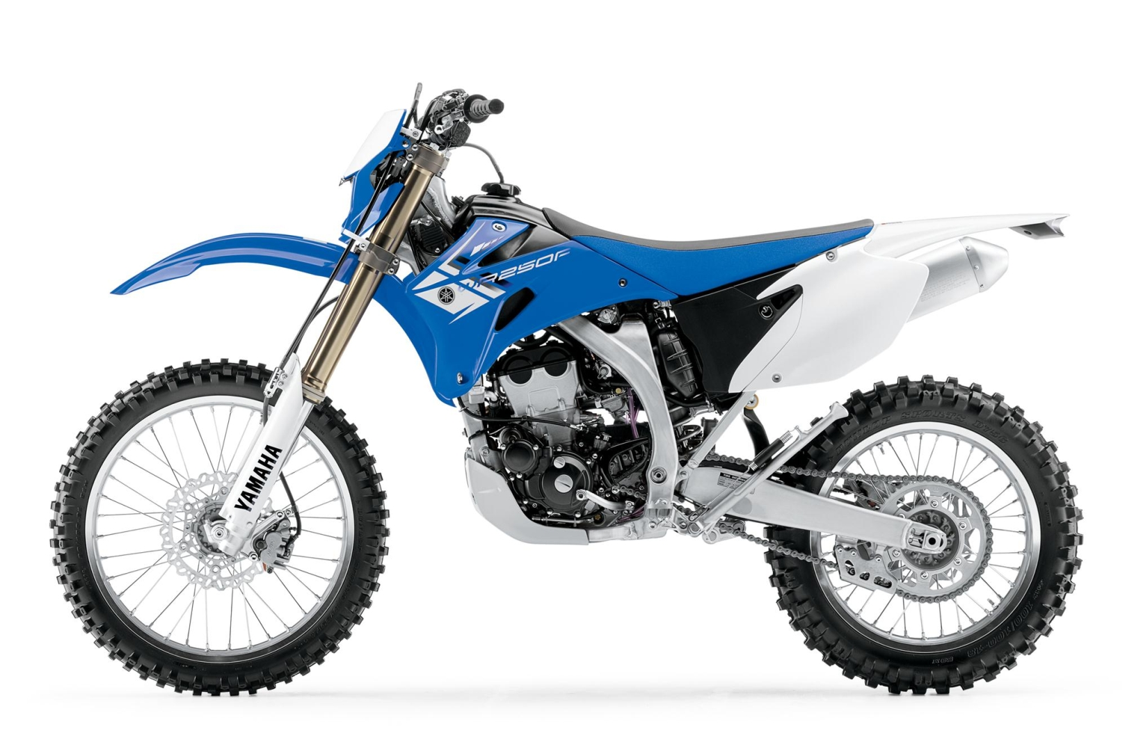 2013 yamaha wr250f the fun off road bike with racing for Yamaha road motorcycles