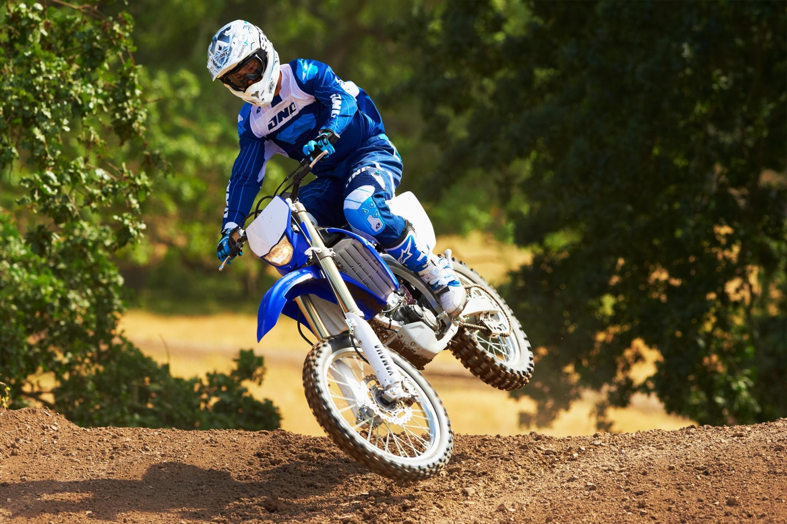 Ford Explorer Off Road >> 2013 Yamaha WR250F, the Fun Off-Road Bike with Racing Attitude - autoevolution
