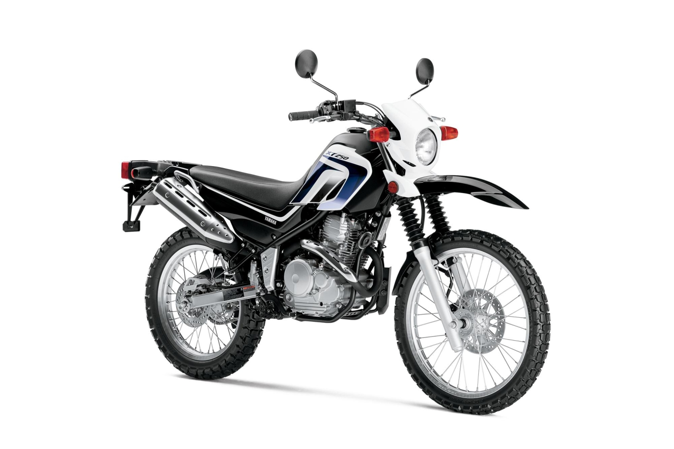 2013 yamaha xt250 finally gets fuel injection autoevolution