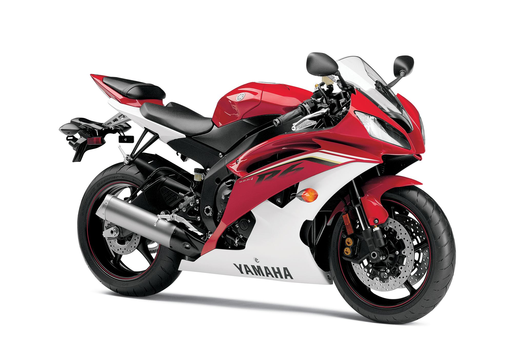 2013 yamaha yzf r6 city and track aggression ready