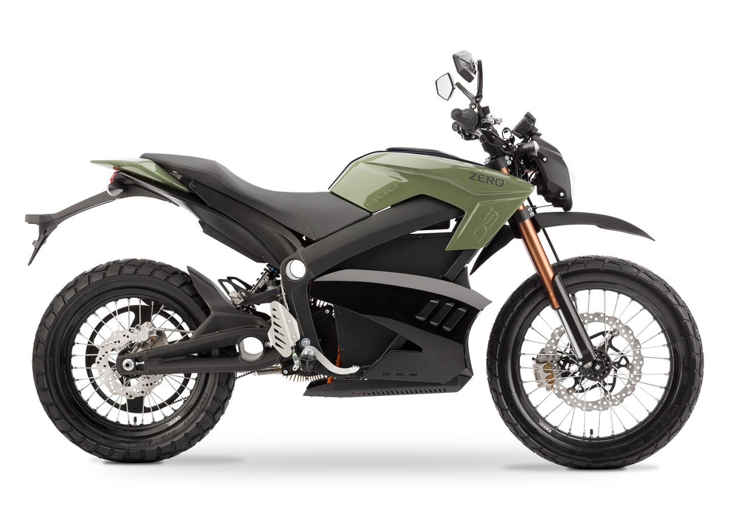 2013 zero ds dual sport electric bike pricing autoevolution. Black Bedroom Furniture Sets. Home Design Ideas