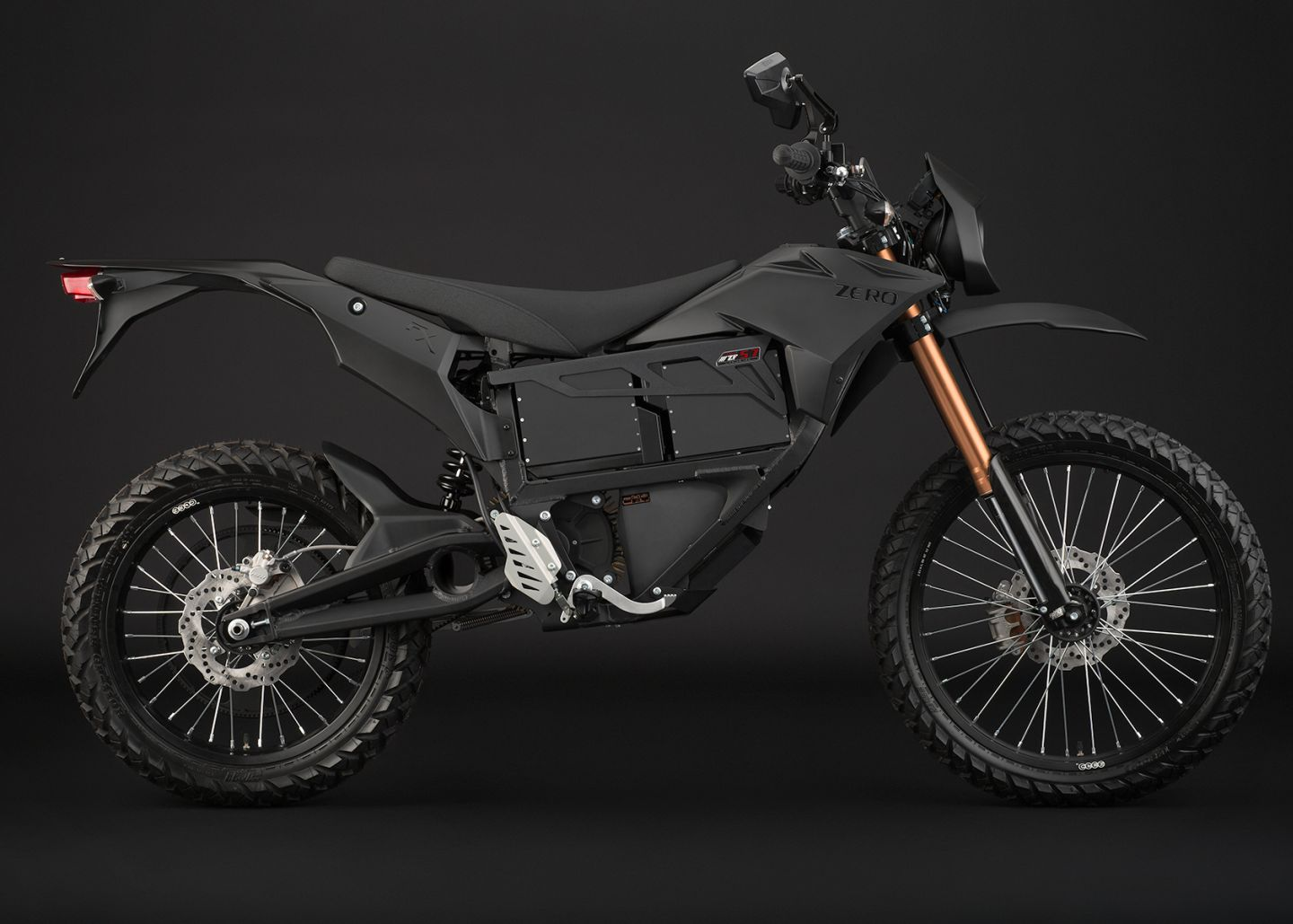 2013 Zero Fx All New Electric Bike Pricing Autoevolution