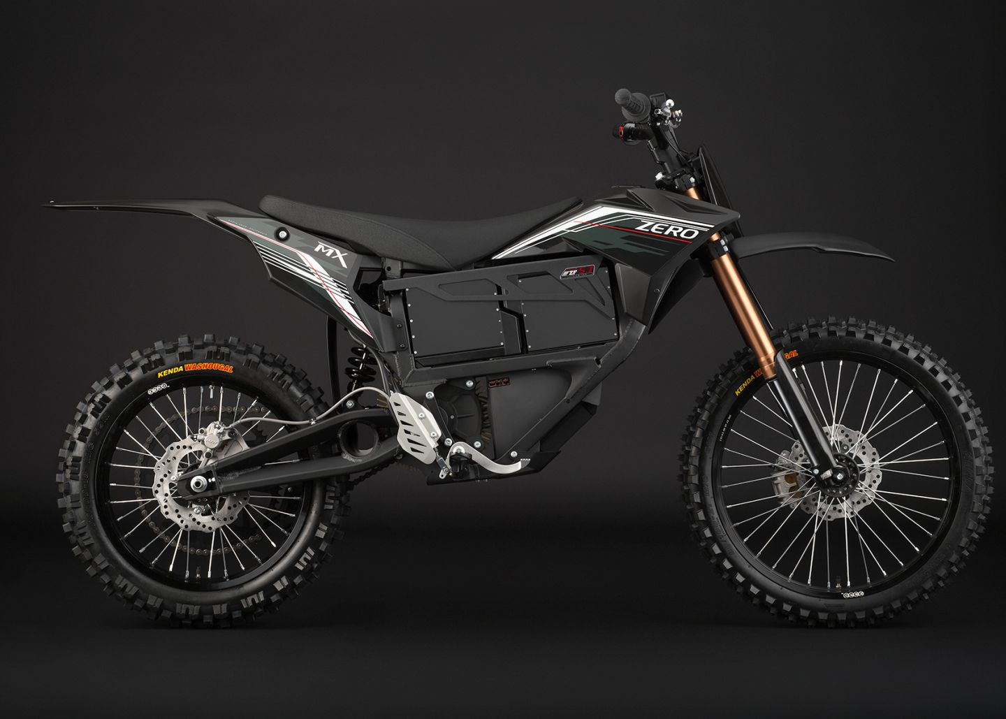 2013 Zero Mx Electric Bike Detailed Autoevolution
