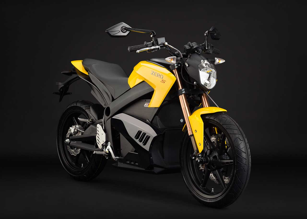 2013 Zero S Bike Gets Chademo Charging Autoevolution