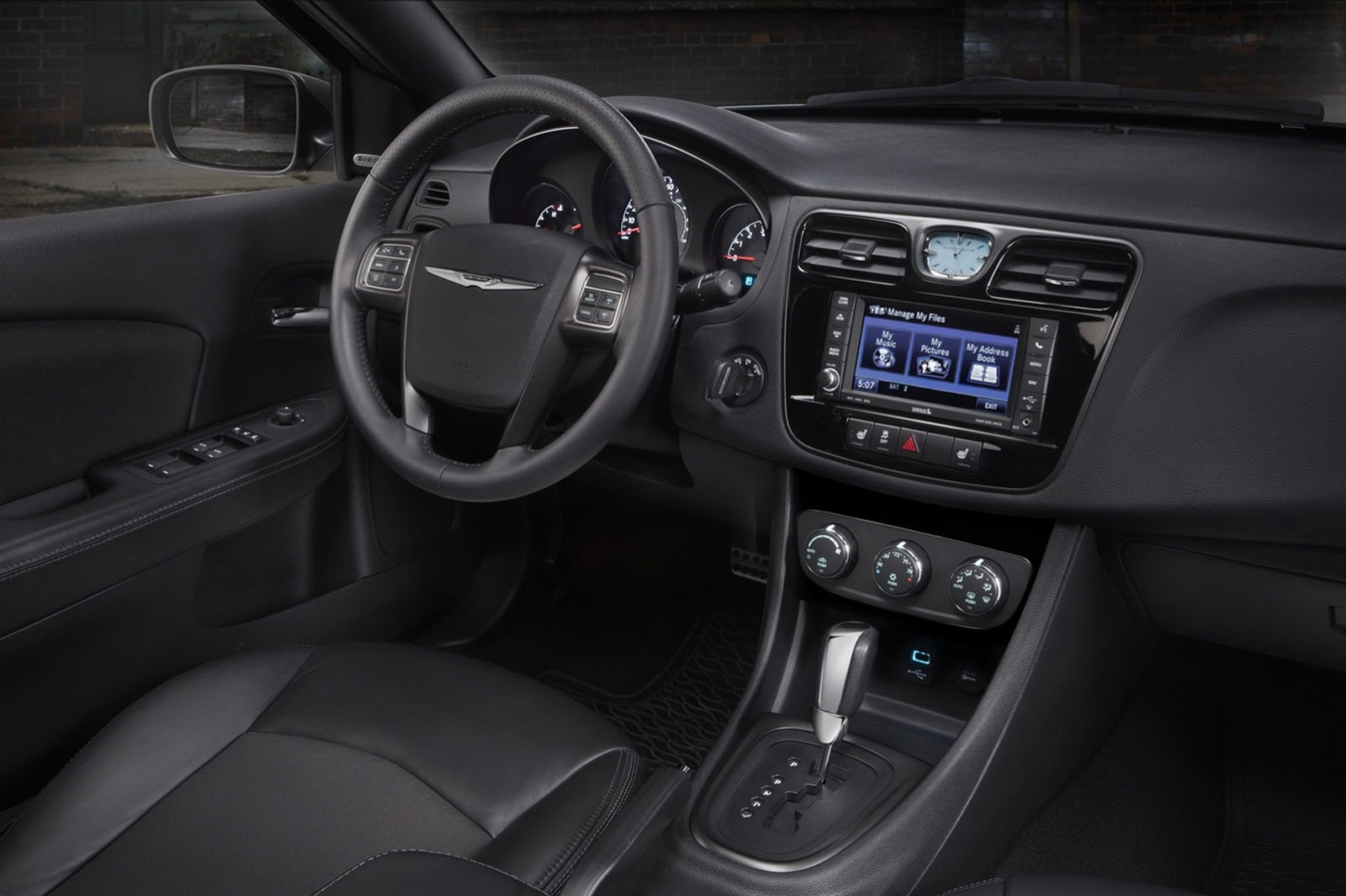 2013 5 chrysler 200 s special edition revealed ahead of detroit autoevolution