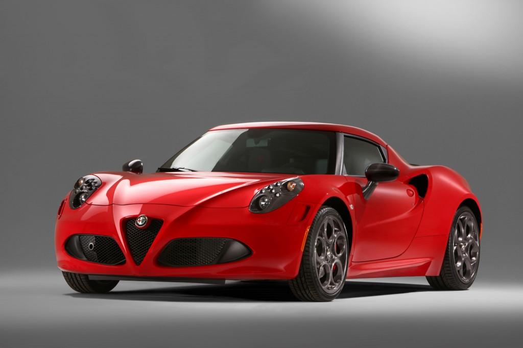 alfa romeo new car releases2014 Alfa Romeo 4C New Photos Released  autoevolution