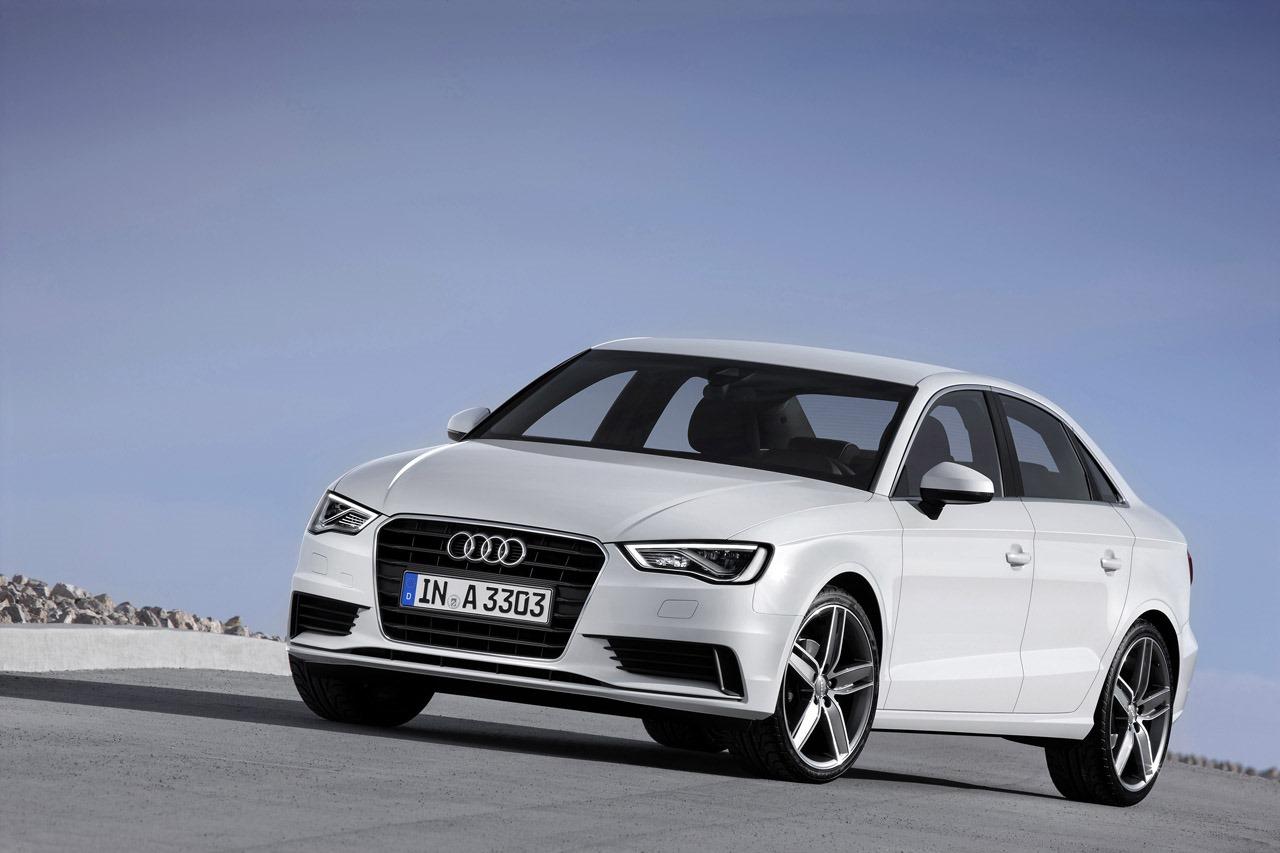 2014 Audi A3 Sedan Revealed [Photo Gallery]