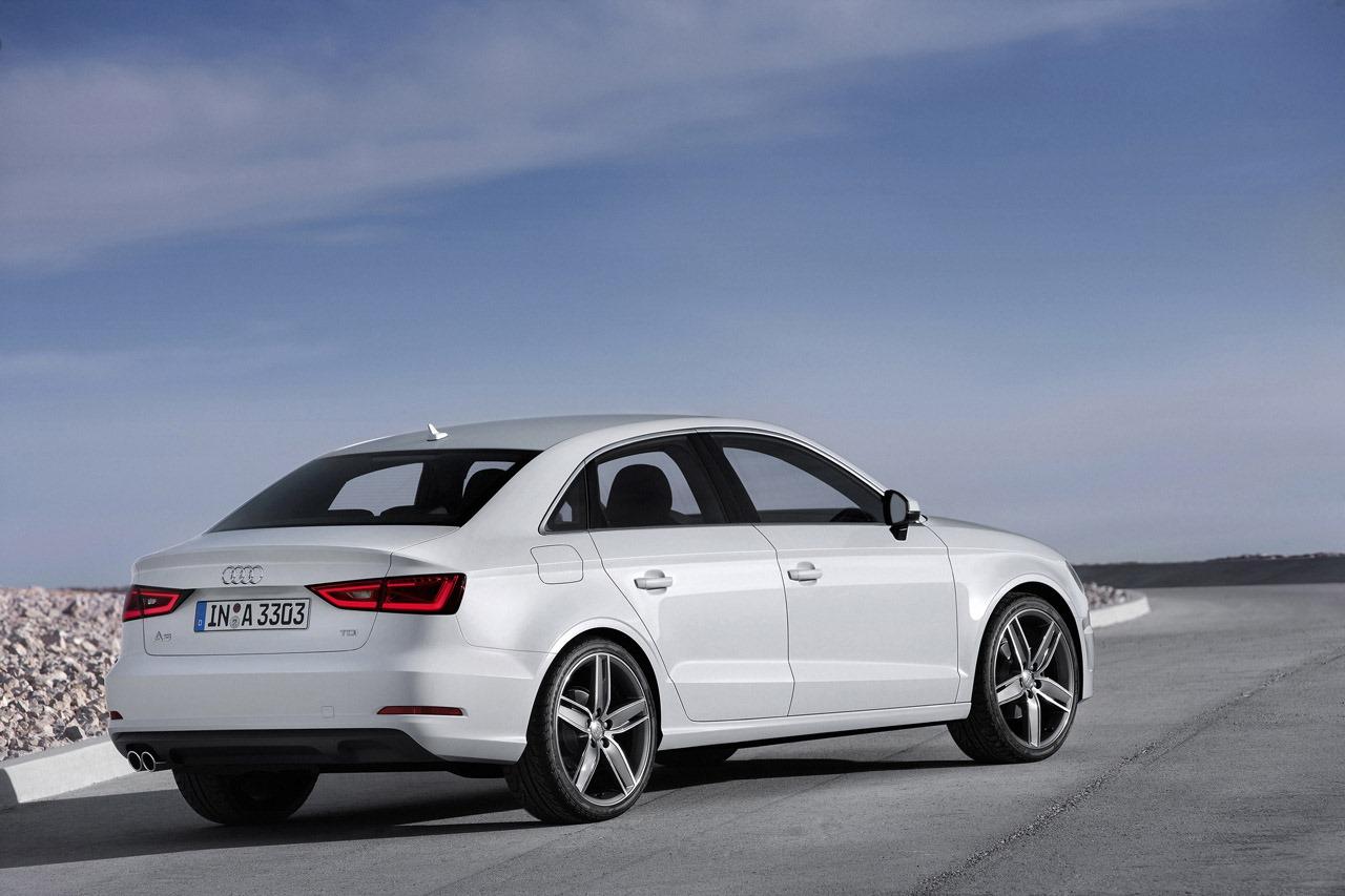 2014 Audi A3 Sedan Revealed