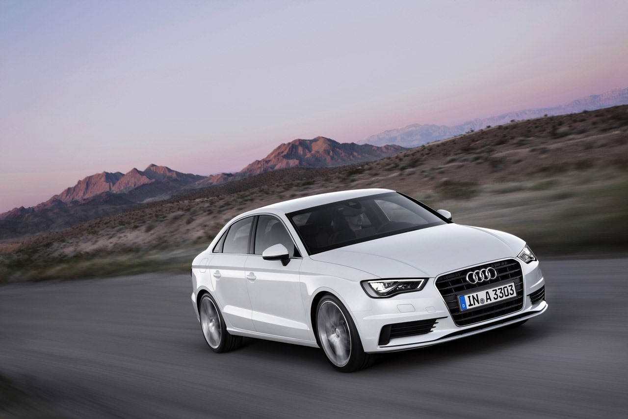 2014 Audi A3 Sedan Revealed Autoevolution
