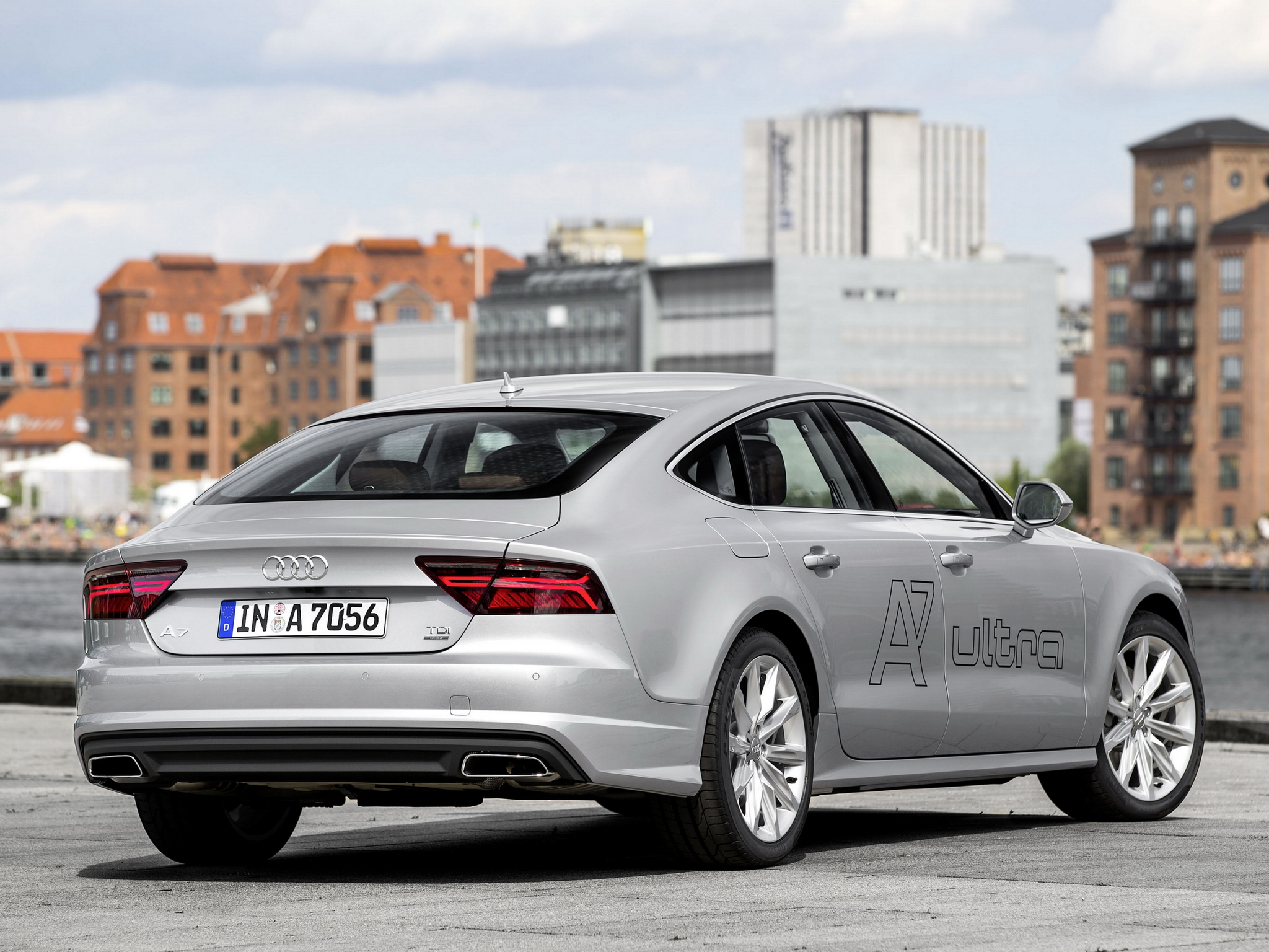 2014 Audi A7 3.0 TDI ultra Launched in Germany: Details and Pricing
