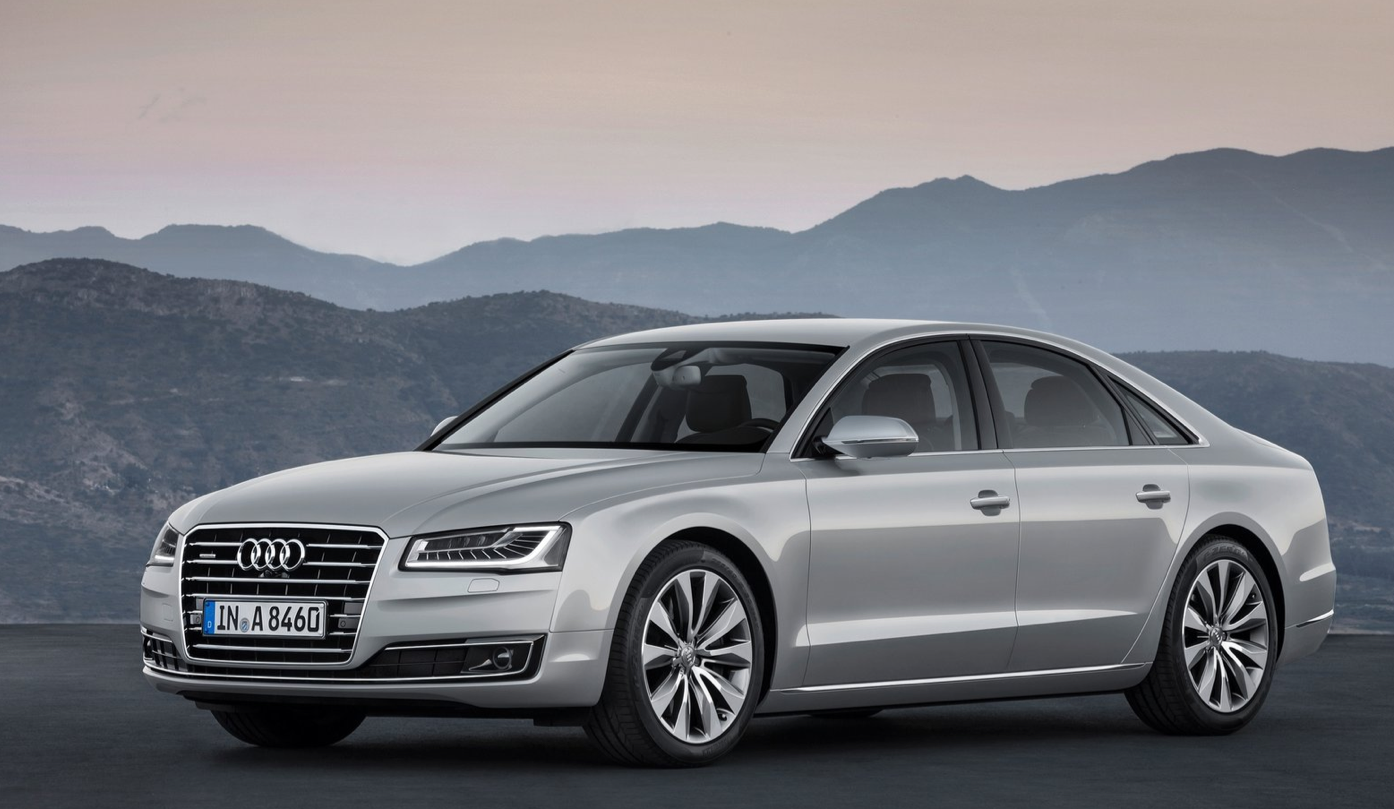 2014 audi a8 facelift more powerful engines autoevolution. Black Bedroom Furniture Sets. Home Design Ideas