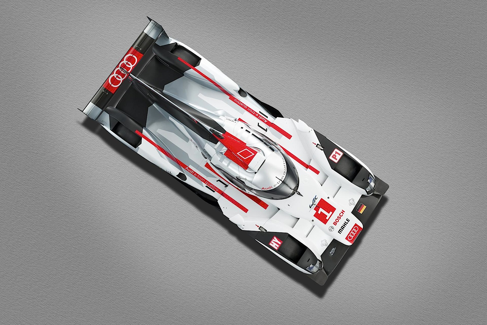 Audi R E Tron Quattro Gains New Livery Engine Update Video
