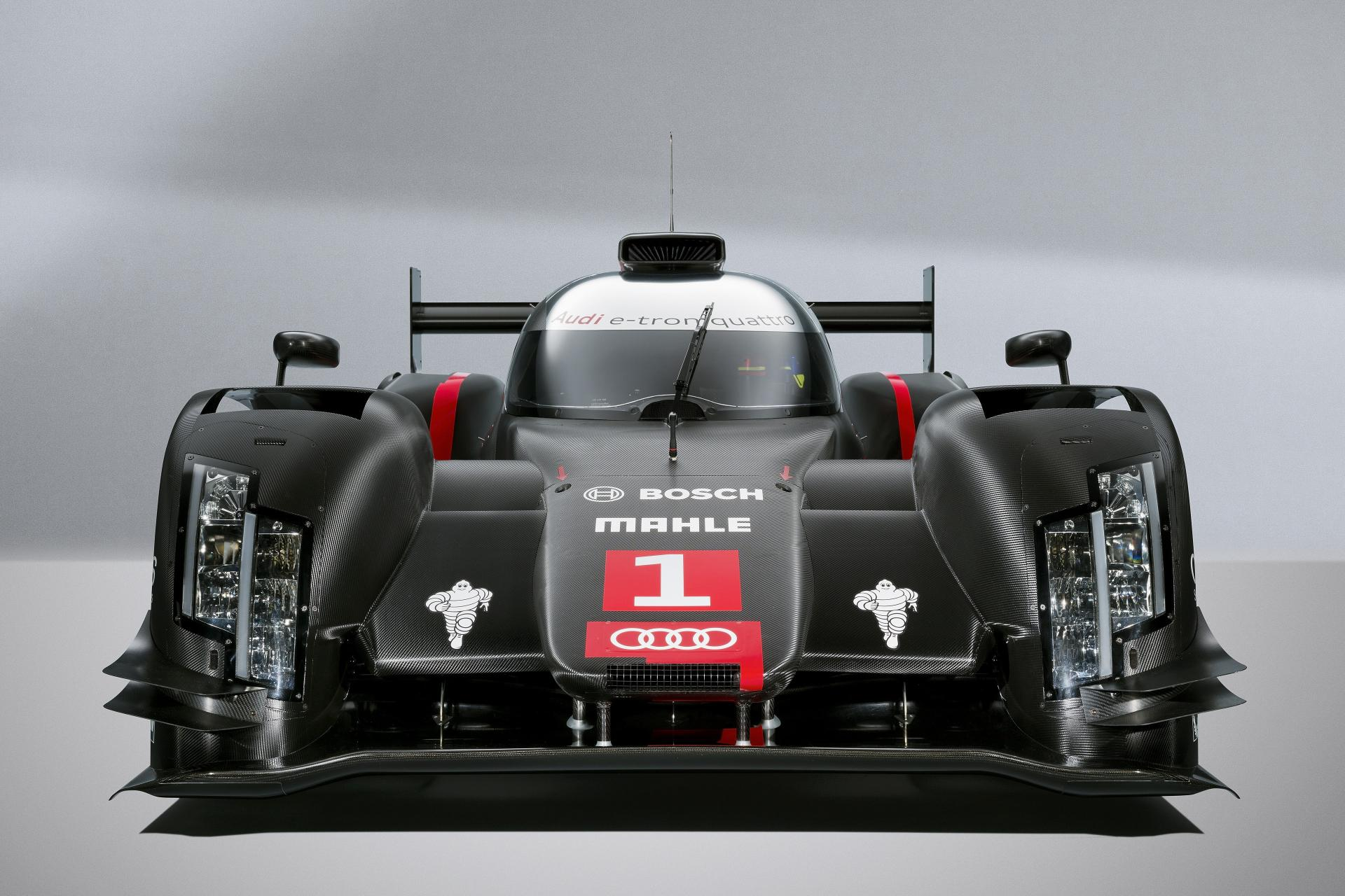 2014 Audi R18 E Tron Quattro Revealed Autoevolution