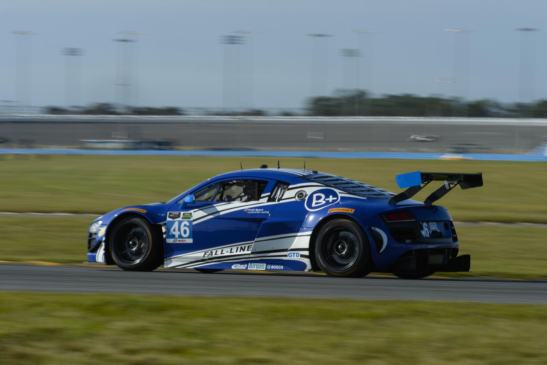 2014 Audi R8 Lms Drivers Liveries Unveiled Before Daytona