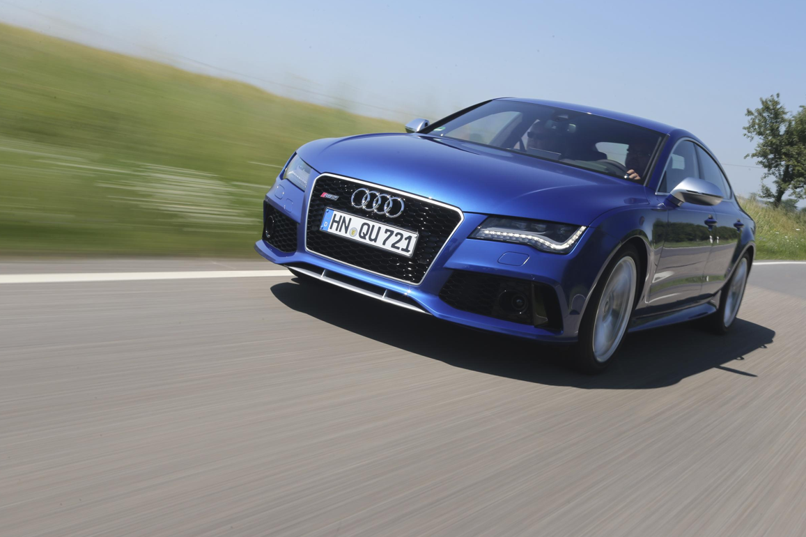 2014 audi rs7 us pricing starts at 104 900 autoevolution. Black Bedroom Furniture Sets. Home Design Ideas
