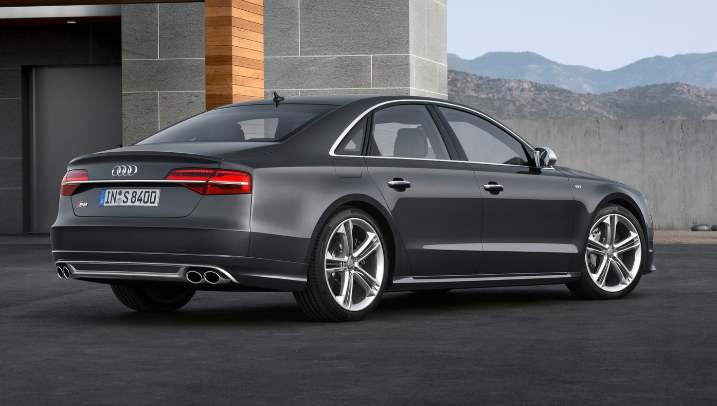 2014 audi s8 photos and details video autoevolution. Black Bedroom Furniture Sets. Home Design Ideas