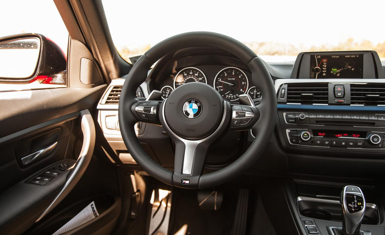 2014 Bmw 328d Review By Car And Driver Autoevolution
