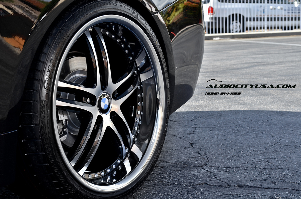 Ford Focus Rims >> 2014 BMW 4 Series Rides on xix Wheels - autoevolution
