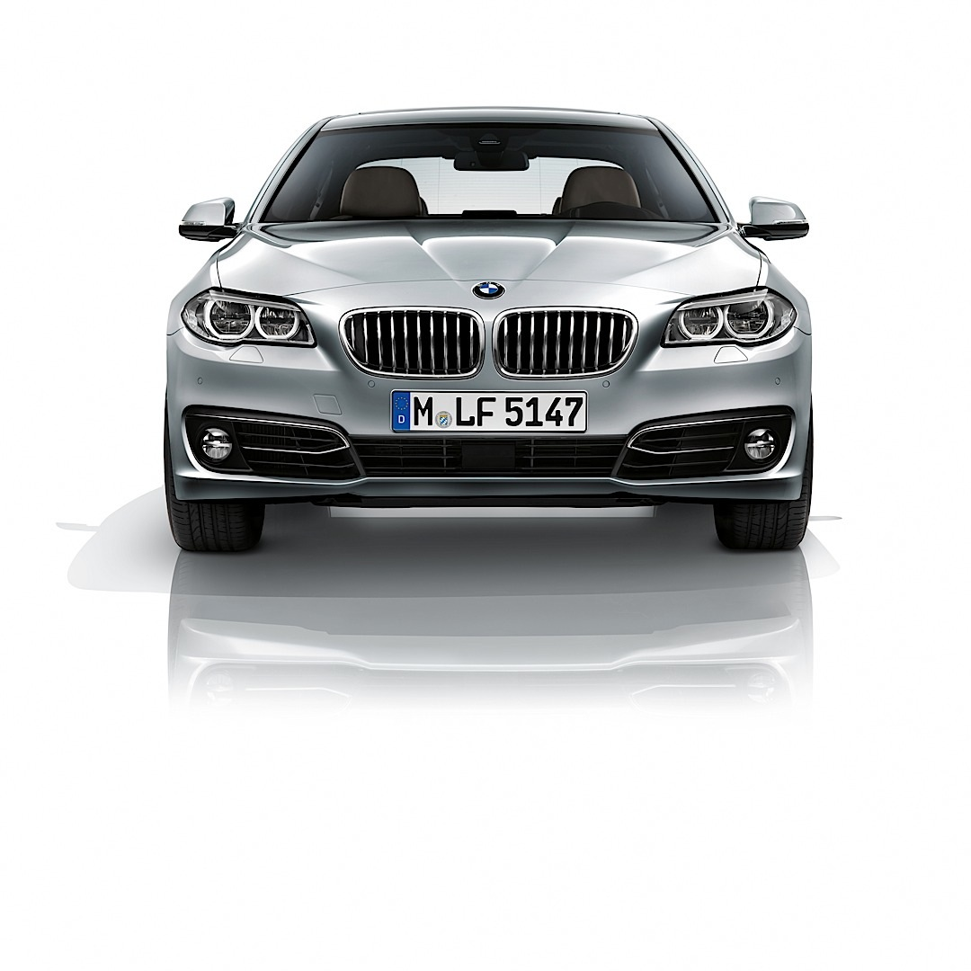 2014 BMW F10 5 Series Officially Unveiled