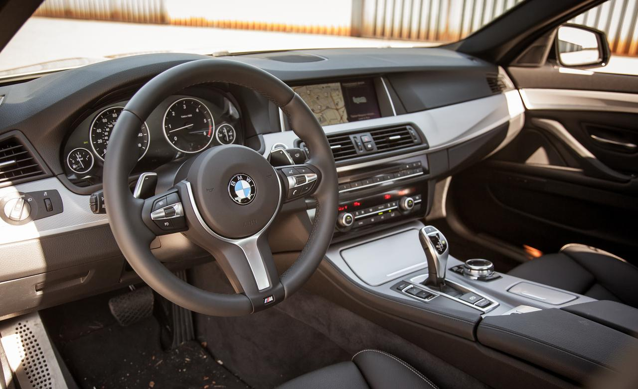 2014 bmw f10 535d review by car and driver autoevolution. Black Bedroom Furniture Sets. Home Design Ideas