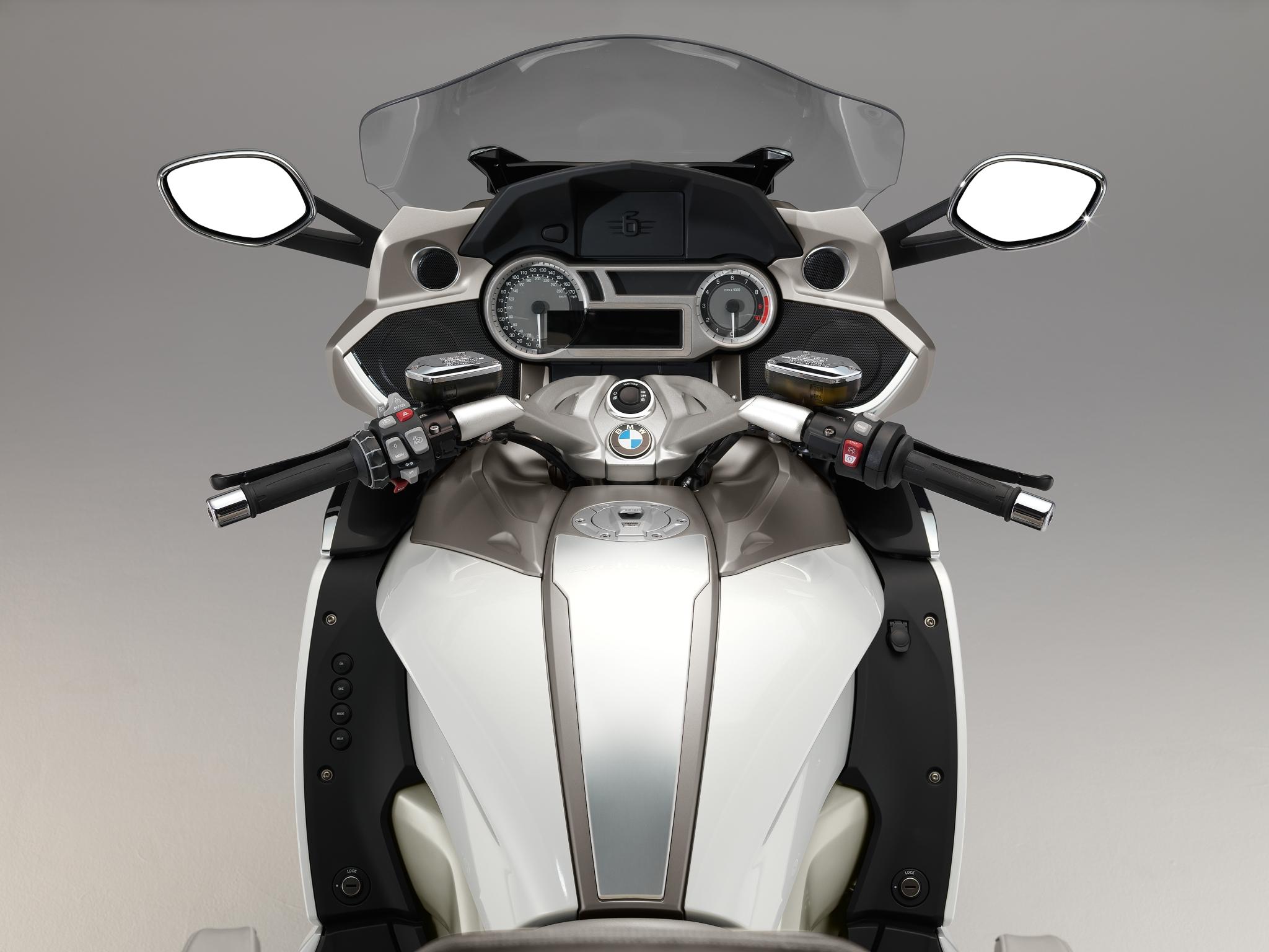 2014 Bmw K1600gtl Exclusive Official Pictures Autoevolution
