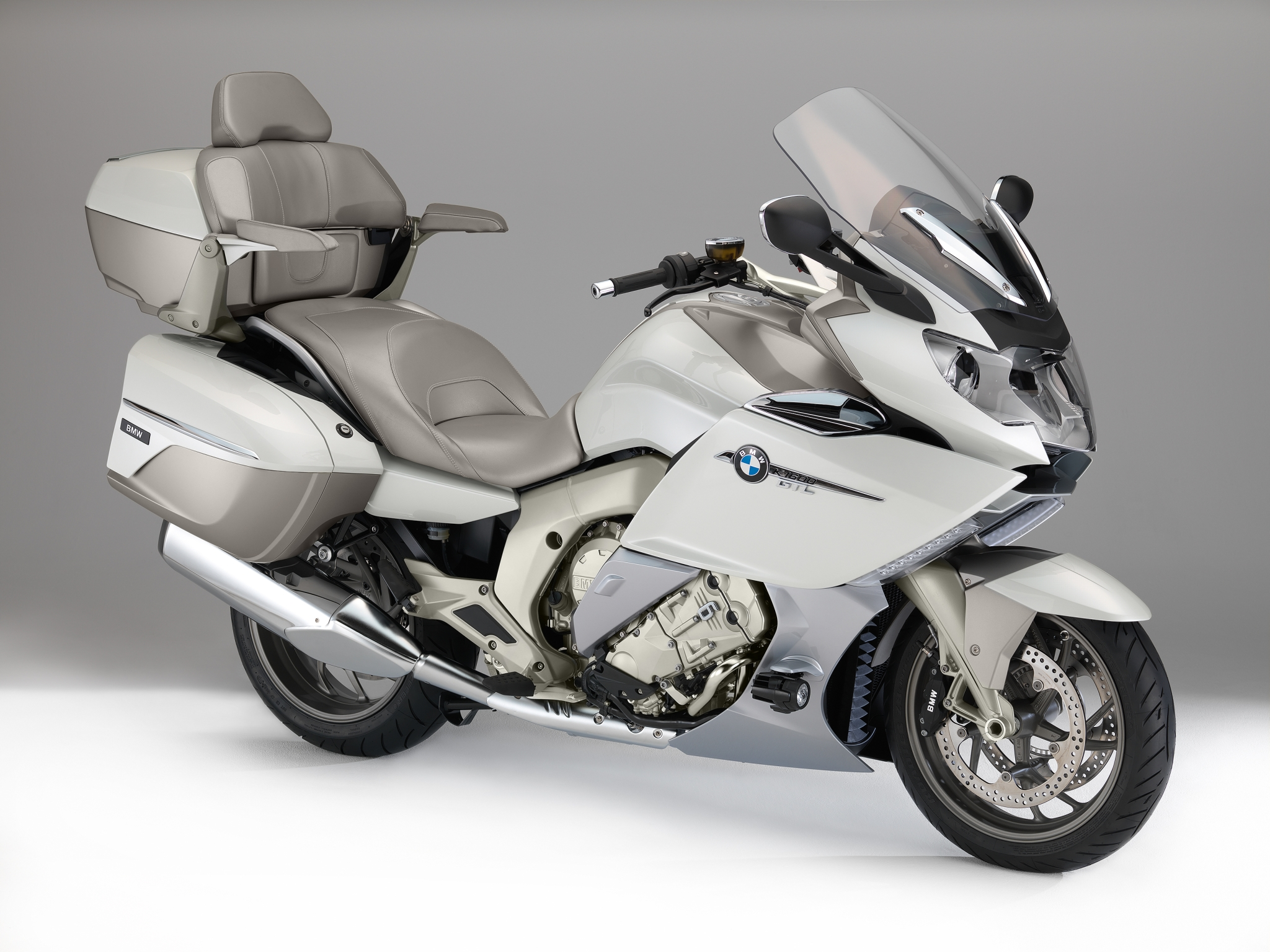2014 BMW K1600GTL Exclusive Official Pictures - Photo Gallery