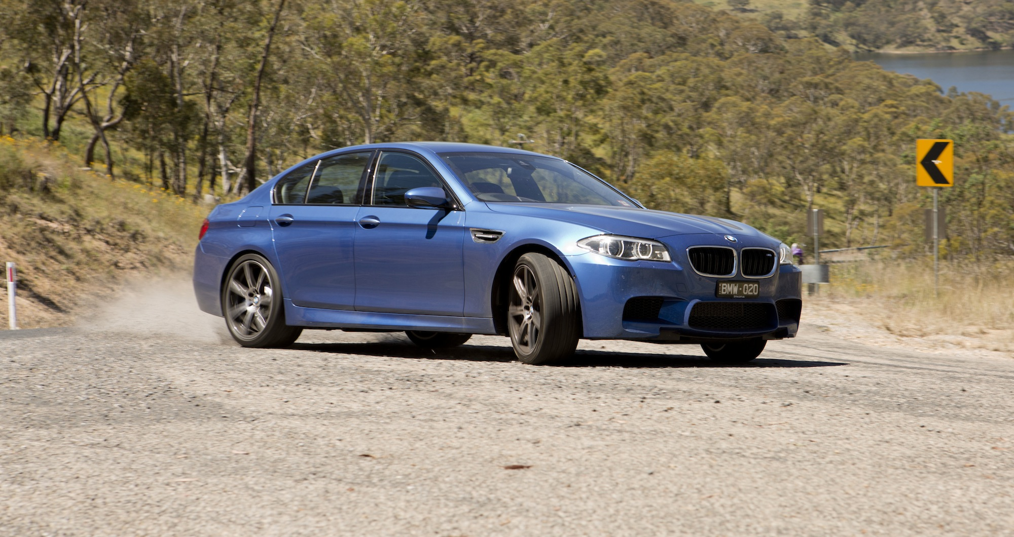 2014 bmw m5 competition package review by car advice