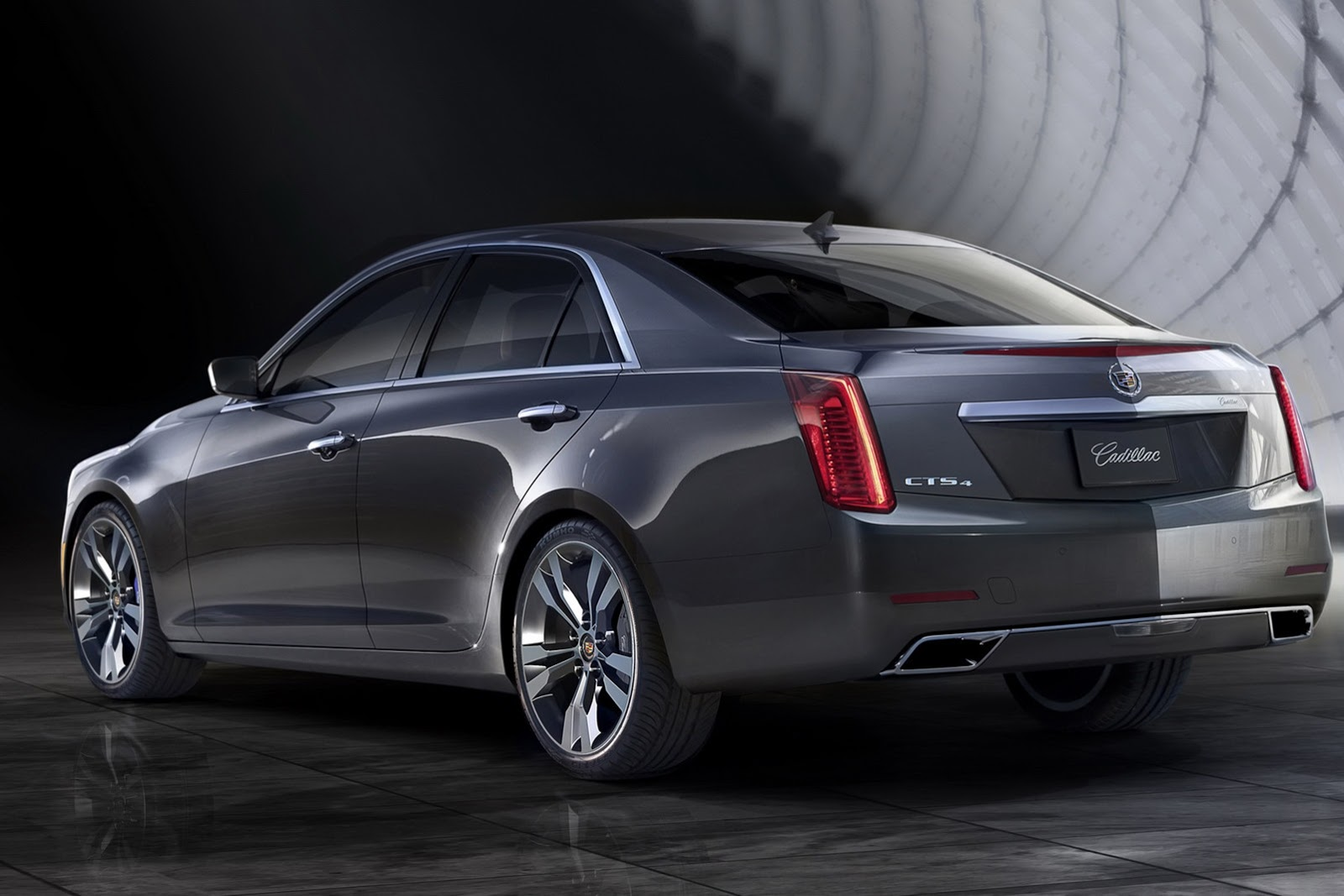 2014 Cadillac Cts Revealed In New York Autoevolution