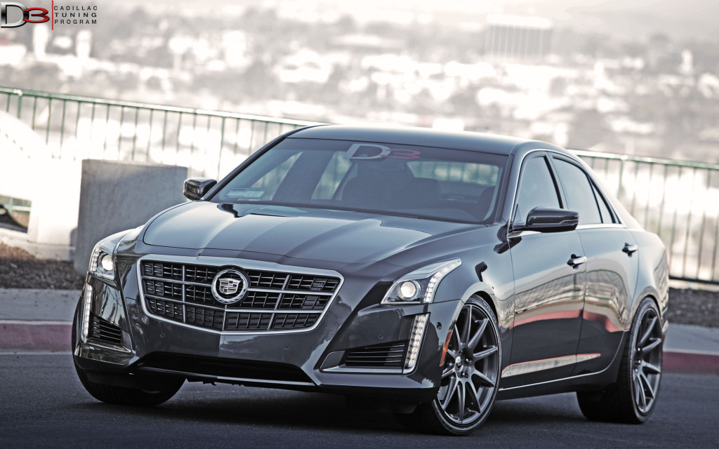 2014 cadillac cts v sport gets sport suspension from d3 autoevolution. Black Bedroom Furniture Sets. Home Design Ideas