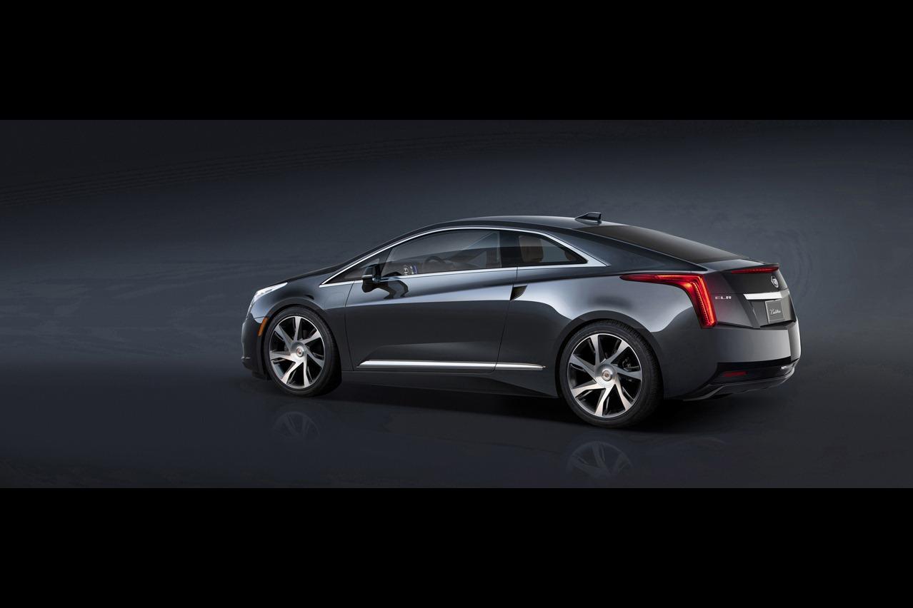 Cadillac Eldorado 2017 >> 2014 Cadillac ELR Has HiPer Strut Suspension - autoevolution