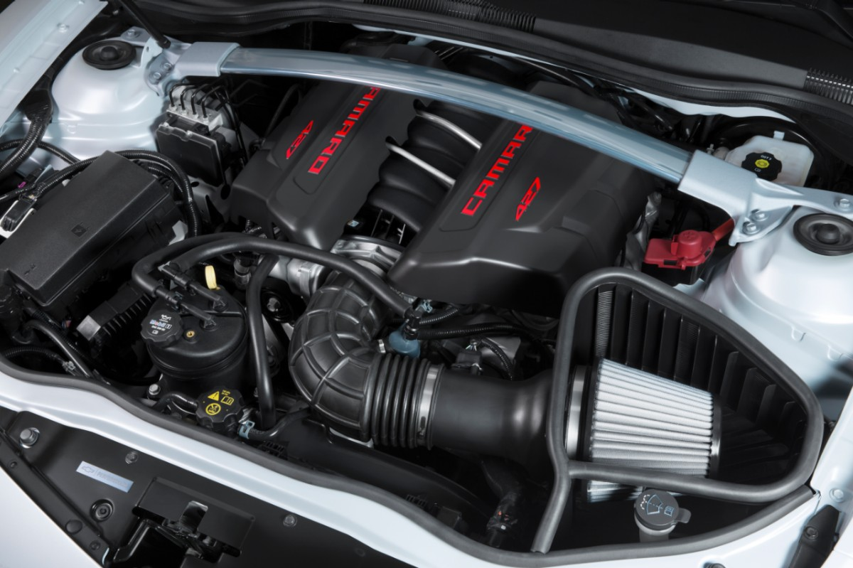 2014 camaro z 28 launched with 7 0l ls7 engine autoevolution