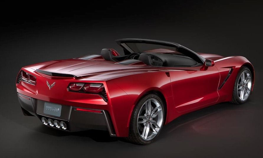 2014 chevrolet c7 corvette stingray convertible from story 2014