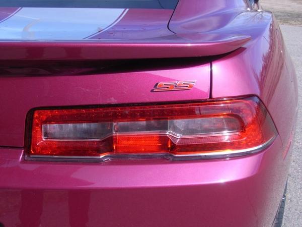 New Chevy Trucks >> 2014 Chevrolet Camaro in Deep Magenta Metallic - autoevolution