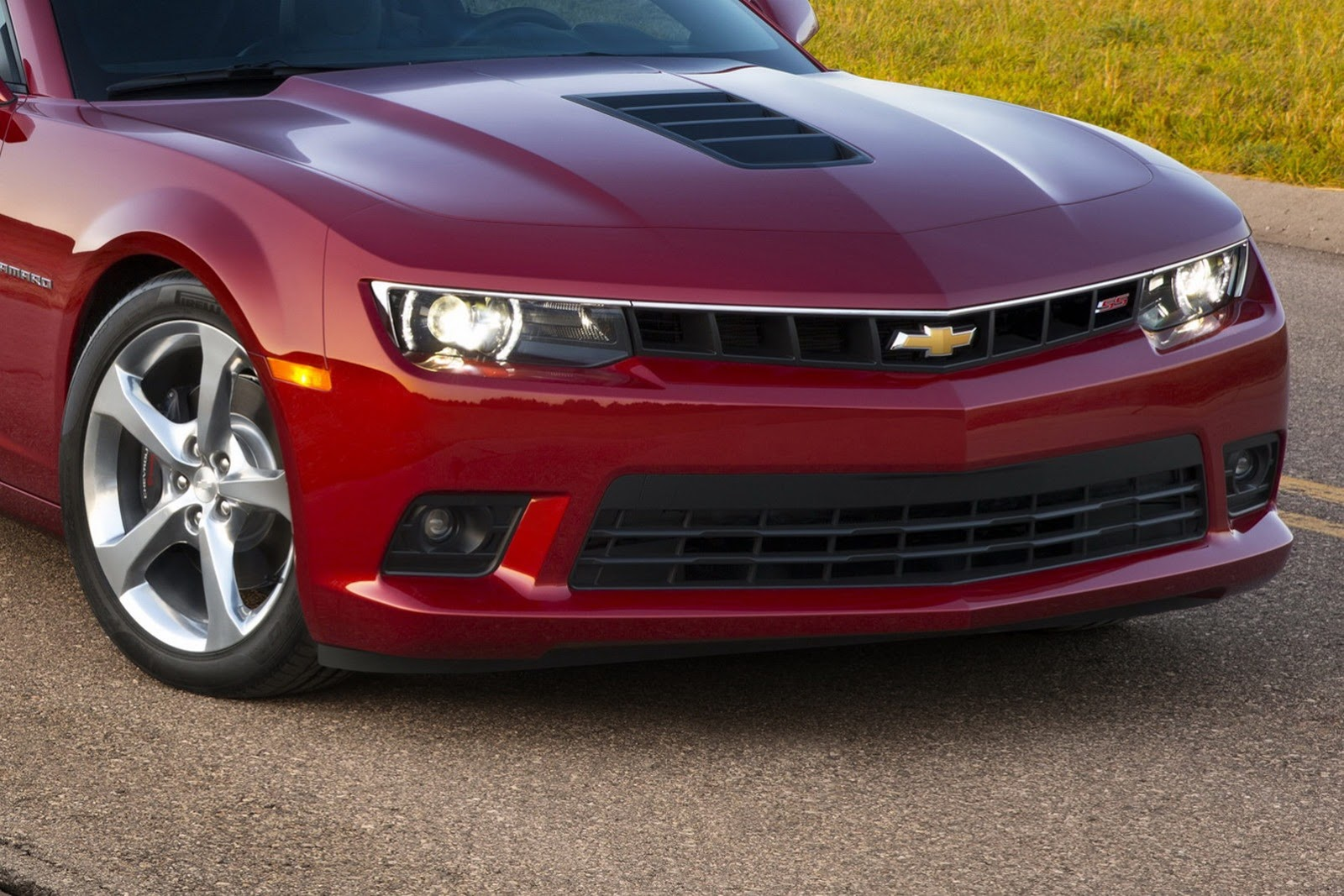 2014 Chevrolet Camaro Ss Revealed Autoevolution