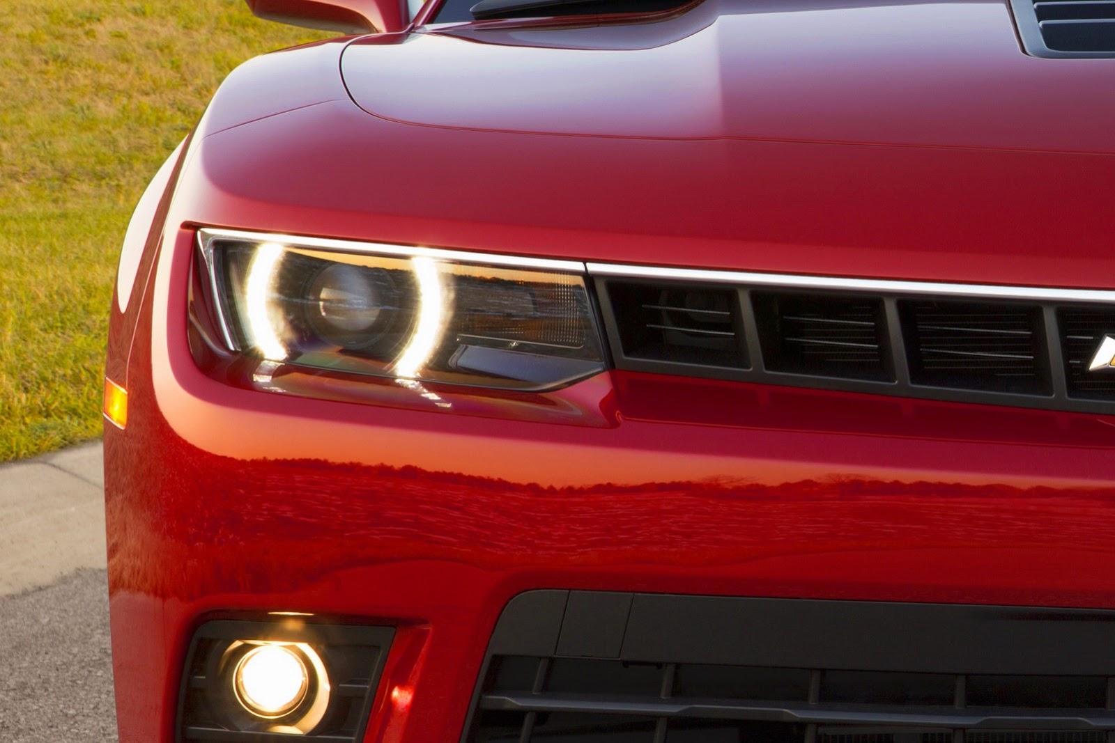 2014 chevrolet camaro ss revealed autoevolution