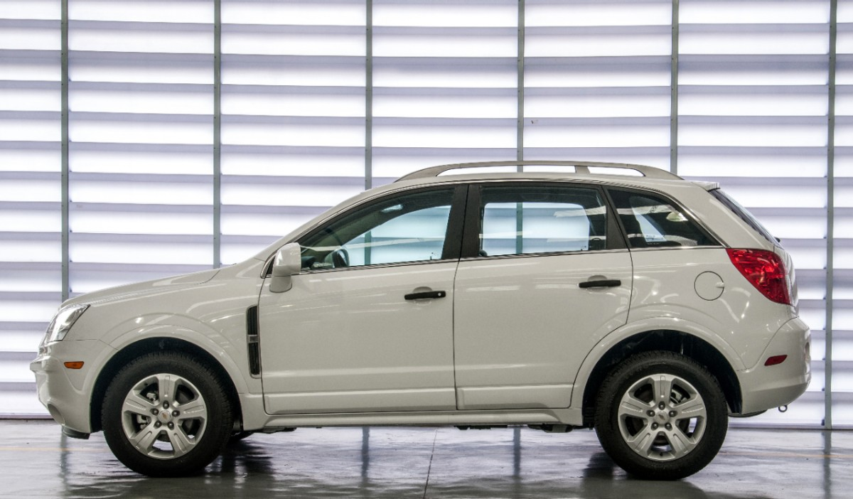 2014 chevrolet captiva 2 4 sidi launched in brazil autoevolution. Cars Review. Best American Auto & Cars Review