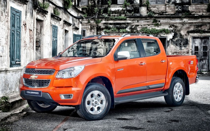 2014 chevrolet colorado launched in thailand autoevolution. Cars Review. Best American Auto & Cars Review